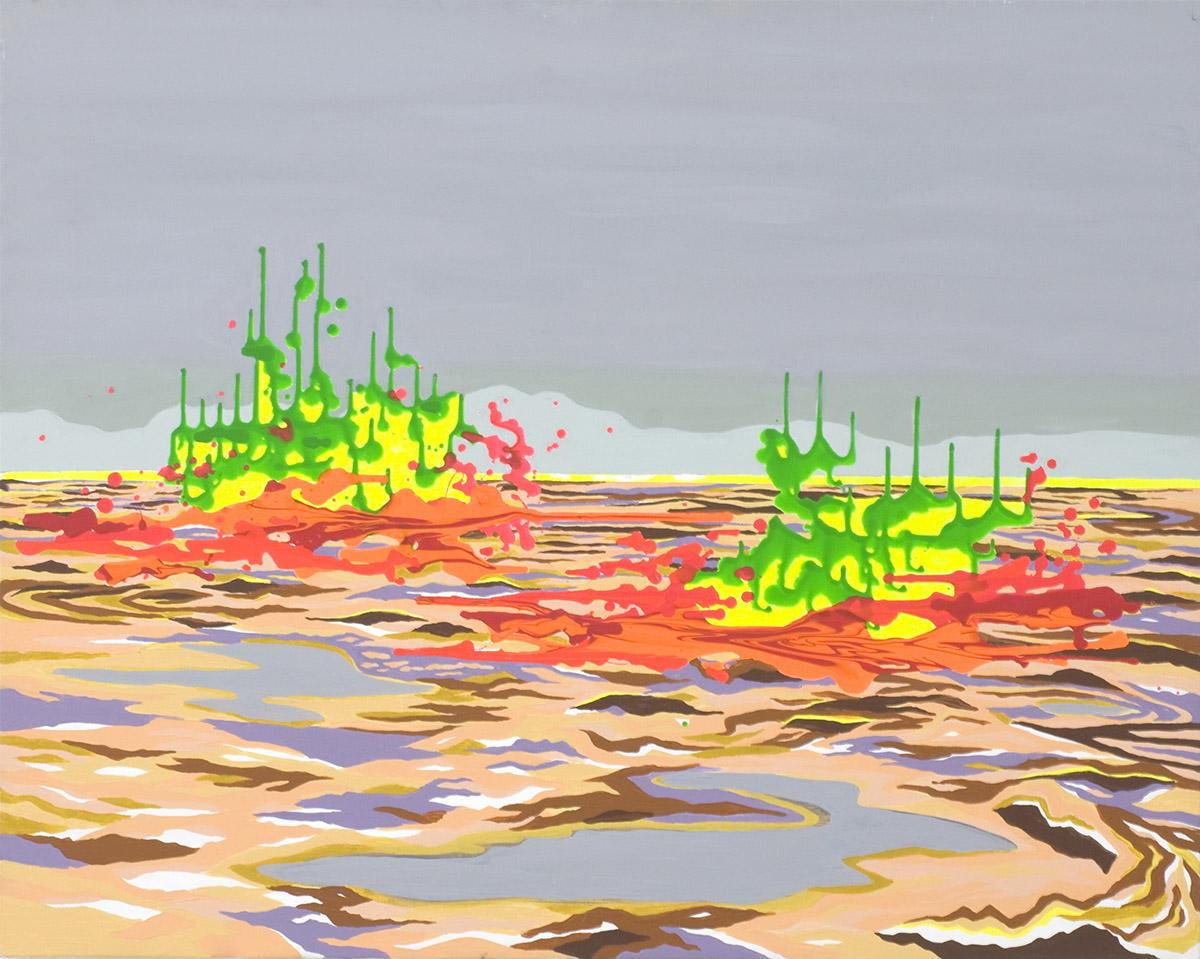 2009 - 2011 Landscape | Liat Klein