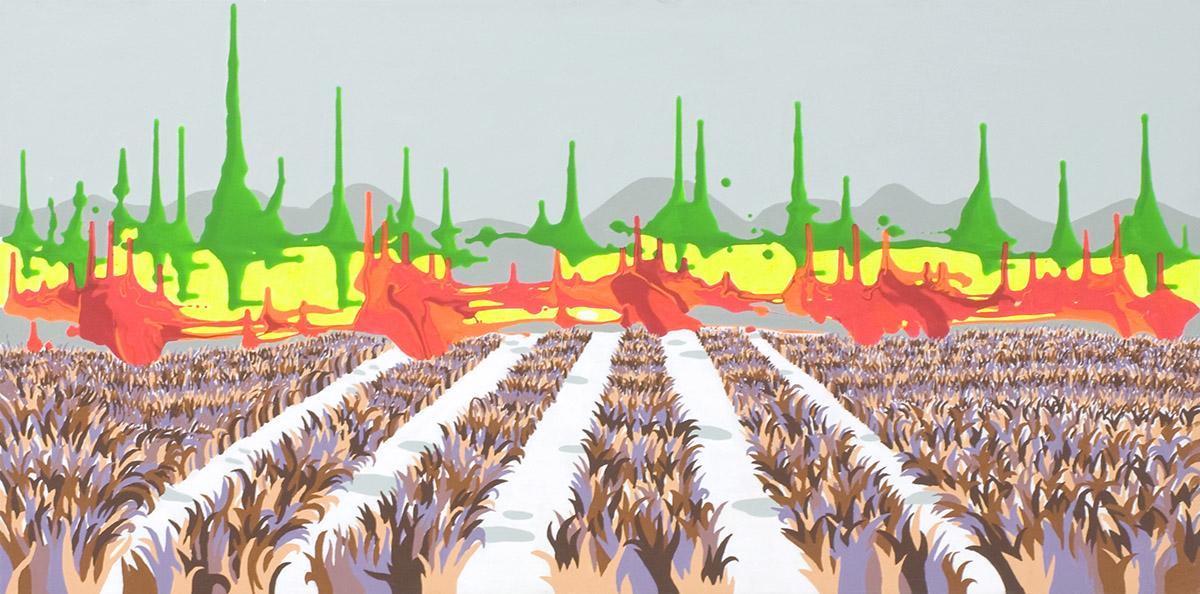 2009 - 2011 Landscape 2 | Liat Klein
