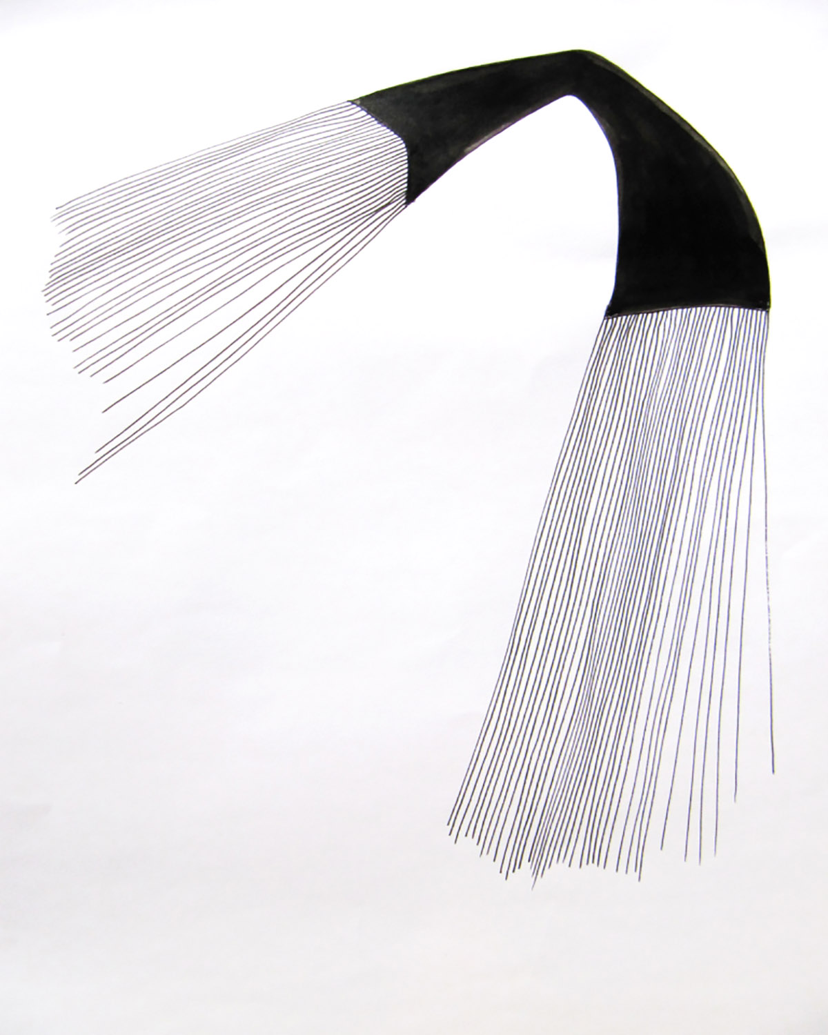 2009 - 2011 Wind Brush | Liat Klein